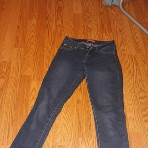 Skinny Jean's, they are actually a size 3